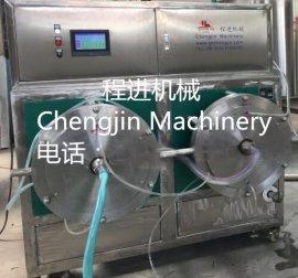 程进机械CCJ60全自动PLC乳胶发泡机