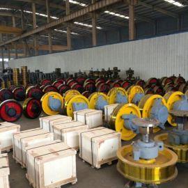 φ600*180双边主动车轮组 单梁起重机车轮子
