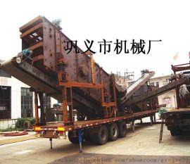巩义市机械厂建筑垃圾处理设备开辟环保建材新道路