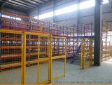 上海仕毅車間倉庫分區管理專用的圍網隔斷