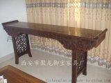 西安仿古貢桌,榆木貢桌,紅木貢桌以及供桌定製