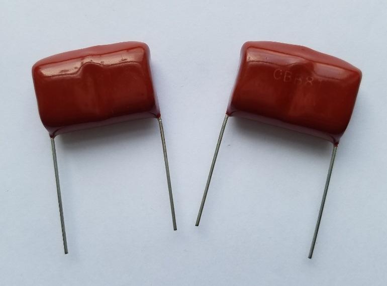 CBB81高压聚丙烯高温薄膜电容器(PPS)