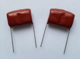 CBB81高壓聚丙烯高溫薄膜電容器(PPS)