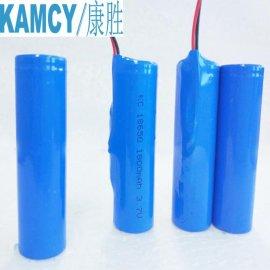 康胜电池厂家直销18650充电电池蓝牙音箱1200mah音乐花盆3.7V锂电池
