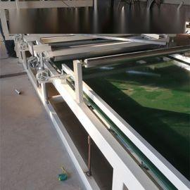 岳阳岩棉保温装饰复合板生产设备性能