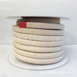 特氟龙混编苎麻纤维优质四氟绝缘盘根