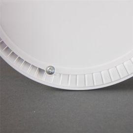 定制定做圆形LED橱柜灯珠宝展柜台嵌入式筒灯天花面板 LED射灯