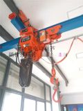 環鏈電動提升機|2t*6m輕小型手動葫蘆|固定葫蘆