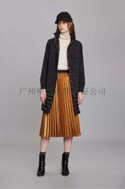 高端羽絨服品牌女裝折扣批發拿貨就到廣州明浩