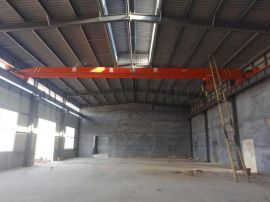 钢构厂房专用LD电动单梁起重机
