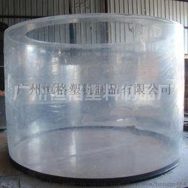 有机玻璃管加工定做 厂家直销