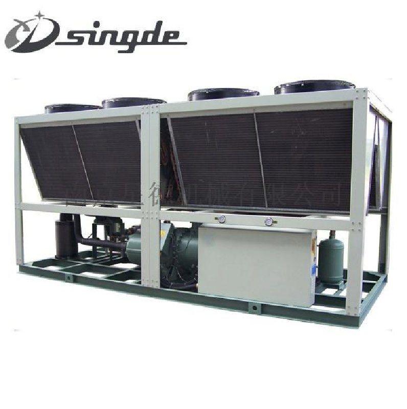 风冷式低温冷水机:性能稳定、噪音低、使用寿命长、操作简单