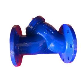 球铁过滤器GL41H-16Q 过滤器 Y型过滤器