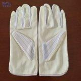 防靜電掌面塗層手套PU塗掌手套條紋手套生產廠家