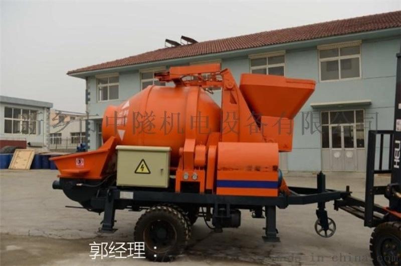 乌兰察布市细石混凝土地泵施工措施
