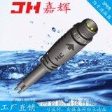 嘉辉厂家直销定制M12包胶防水连接器