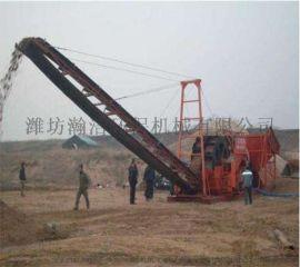 石粉洗砂机 斗轮式洗沙机 轮斗式洗砂机