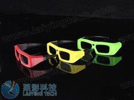 主动式3D眼镜 快门式3D眼镜