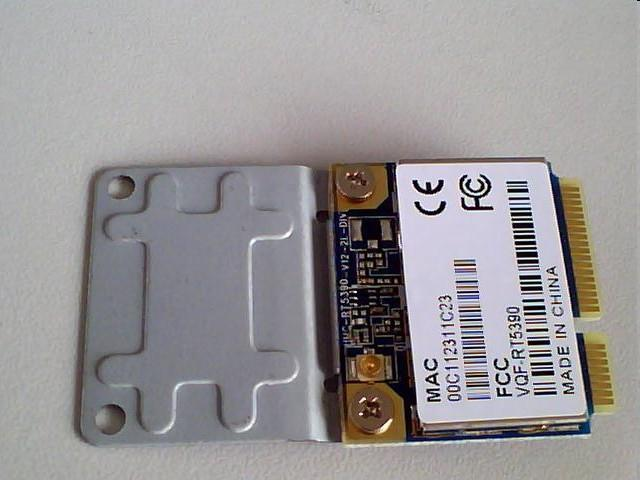 高清機頂盒WiFi無線模組(PCIE-5390)