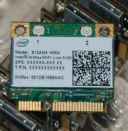 通用版本300M半高无线网卡(5150AGN)