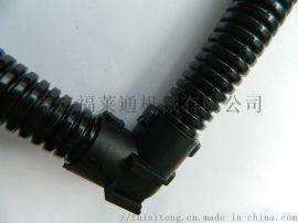 電廠維修  雙層剖開式浪管AD31.4雙拼波紋管