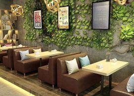 漳浦西餐厅卡座咖啡厅Ktv沙发**厂家