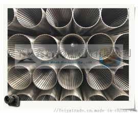不锈钢矿筛网  楔形丝滤网