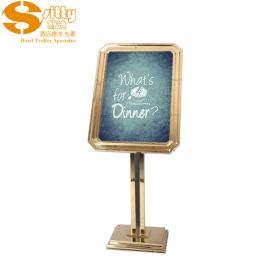 SITTY斯迪91.3069鈦金不鏽鋼指示牌