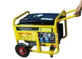 TOTO190A汽油自發電電焊機大澤動力