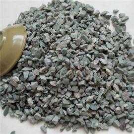 小粒3-6cm 多肉土绿沸石 水处理绿沸石滤料