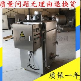 熟食糖熏炉厂家多功能不锈钢烟熏炉设备诸城