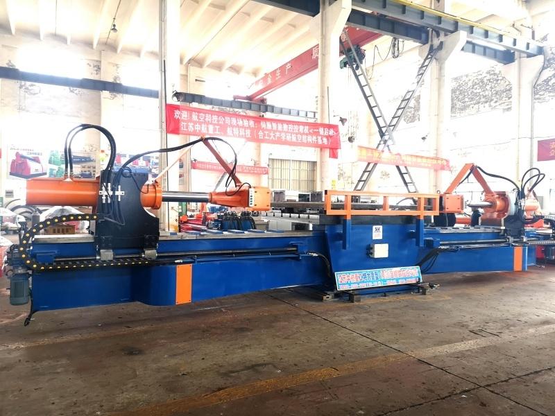 拉彎機生產廠家供應拉彎機 型鋼拉彎機
