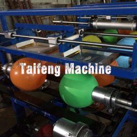 供应自动充气**气球印刷机 电商专用广告气球印花机