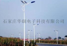 陕西新农村led太阳能路灯6米30W