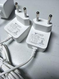 加湿器电源24V0.65A韩国KC认证电源适配器