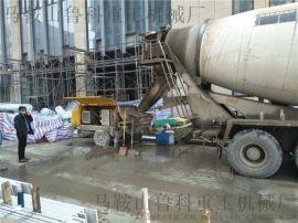细石混凝土泵冷却器冷却效果不好的原因是这个