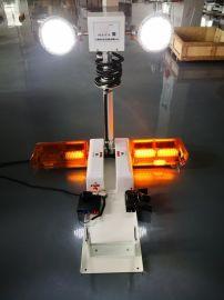 一體化車載移動升降警示照明設備