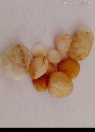 贵州园林艺术鹅卵石行情 黄色鹅卵石多少钱一吨