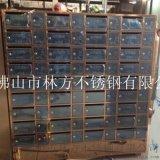 廠家專業生產定製 不鏽鋼信報箱 小區別墅信報箱