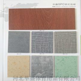SPC锁扣防滑防水耐磨石塑复合地板生产厂家