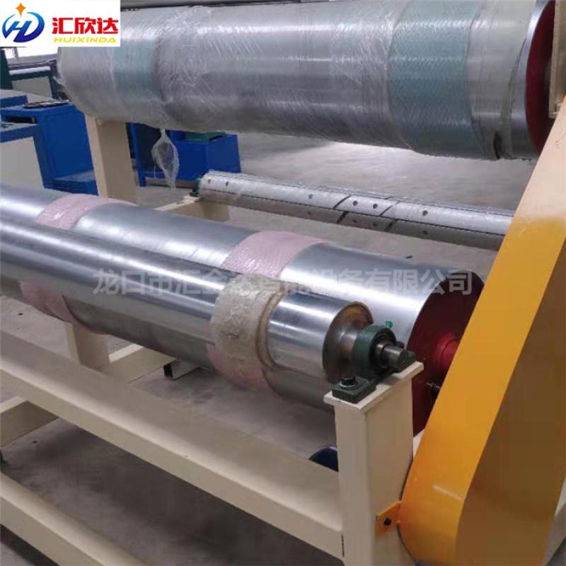 山東新型珍珠棉發泡布生產設備 發泡佈設備廠家