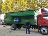 養殖場糞尿無臭環保污水處理設備-竹源