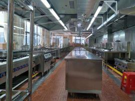 广州市承包成套商用酒店厨房设备工程供应安装公司
