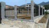 圍欄圍牆鐵藝欄杆鋅鋼欄杆廠家批發