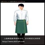餐厅服务员服装定做 上海酒店工作服定制 酒店餐饮制服
