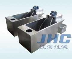 除油机回收工业浮油(江海卧式管式除油机)
