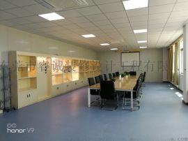 石龙办公室装修,轻质砖隔墙,睿诚装饰