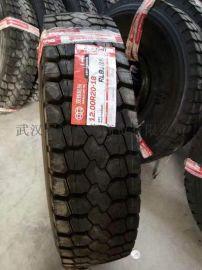 双钱卡车轮胎12.00R20-18 B11
