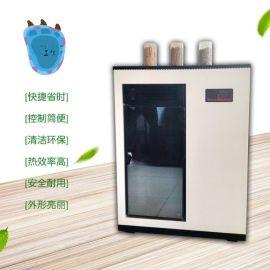 厂家直销HM-100生物质智能颗粒采暖炉 价格