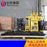 小型柴油动力钻井机HZ-200YY小型全液压打井机